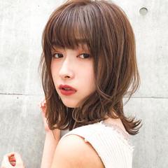 デジタルパーマ アンニュイほつれヘア 大人かわいい モテ髪 ヘアスタイルや髪型の写真・画像