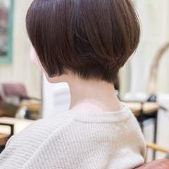 ショートカット ショート 大人かわいい ショートヘア ヘアスタイルや髪型の写真・画像