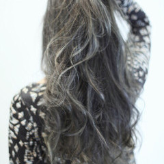 ガーリー 外国人風 グラデーションカラー 大人かわいい ヘアスタイルや髪型の写真・画像
