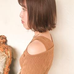 モード ショートボブ 切りっぱなしボブ ショートヘア ヘアスタイルや髪型の写真・画像
