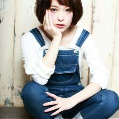 モテ髪 春 パンク コンサバ ヘアスタイルや髪型の写真・画像