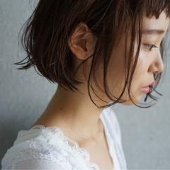 前髪あり デート ナチュラル タンバルモリ ヘアスタイルや髪型の写真・画像