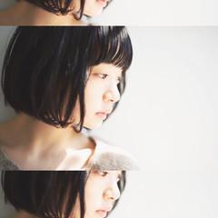 暗髪 フェミニン ワイドバング 大人かわいい ヘアスタイルや髪型の写真・画像