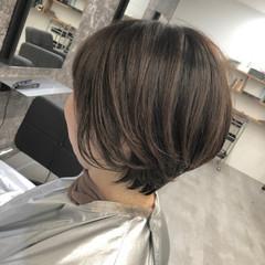 ショート ショートボブ ベリーショート ストリート ヘアスタイルや髪型の写真・画像