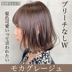 ミニボブ ベリーショート ショートボブ フェミニン ヘアスタイルや髪型の写真・画像