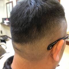 ショート メンズ ストリート 坊主 ヘアスタイルや髪型の写真・画像