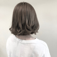ショートヘア ボブ ミニボブ ダブルカラー ヘアスタイルや髪型の写真・画像