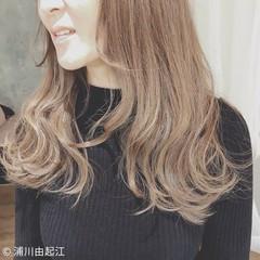 パーマ 大人かわいい ゆるふわ モード ヘアスタイルや髪型の写真・画像