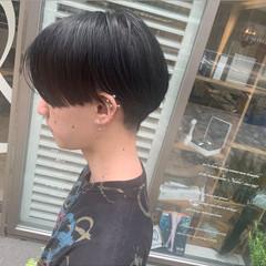 ショート 簡単スタイリング メンズスタイル モード ヘアスタイルや髪型の写真・画像