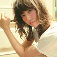 大人かわいい ゆるふわ ガーリー フェミニン ヘアスタイルや髪型の写真・画像