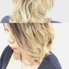 パーティ ヘアアレンジ オフィス ガーリー ヘアスタイルや髪型の写真・画像