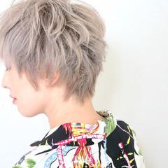 ショートヘア モード ショート ベリーショート ヘアスタイルや髪型の写真・画像