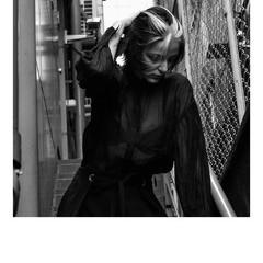 ショート 原宿 ホワイトカラー ブリーチオンカラー ヘアスタイルや髪型の写真・画像