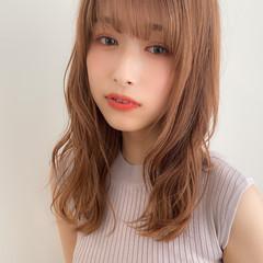ゆるふわパーマ デジタルパーマ アンニュイほつれヘア モテ髪 ヘアスタイルや髪型の写真・画像