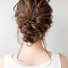 パーティ ミディアム デート オフィス ヘアスタイルや髪型の写真・画像