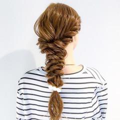 謝恩会 上品 エレガント デート ヘアスタイルや髪型の写真・画像