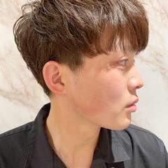 黒髪 メンズ ショートヘア ショート ヘアスタイルや髪型の写真・画像