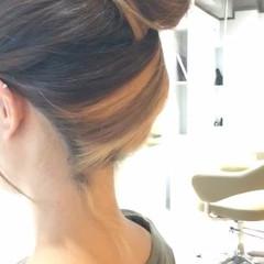 外国人風 ショート ミディアム 大人かわいい ヘアスタイルや髪型の写真・画像