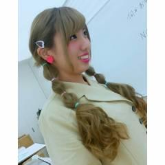 モテ髪 ロング ストリート ヘアアレンジ ヘアスタイルや髪型の写真・画像