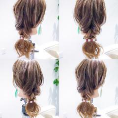 ヘアアレンジ ロング デート 梅雨 ヘアスタイルや髪型の写真・画像