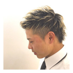 モテ髪 ボーイッシュ 黒髪 メンズ ヘアスタイルや髪型の写真・画像