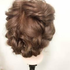 愛され ゆるふわ モテ髪 ヘアアレンジ ヘアスタイルや髪型の写真・画像