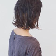 ストリート グラデーションカラー 外国人風カラー 外ハネ ヘアスタイルや髪型の写真・画像