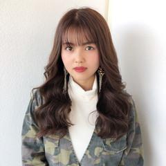 ヨシンモリ バレイヤージュ 髪質改善トリートメント ロング ヘアスタイルや髪型の写真・画像