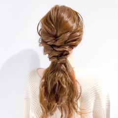 エレガント オフィス 結婚式 上品 ヘアスタイルや髪型の写真・画像