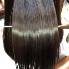 トリートメント 大人かわいい ナチュラル 髪質改善トリートメント ヘアスタイルや髪型の写真・画像