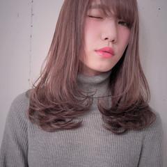大人かわいい 外国人風 ゆるふわ ストリート ヘアスタイルや髪型の写真・画像