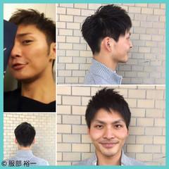 黒髪 ボーイッシュ 爽やか 刈り上げ ヘアスタイルや髪型の写真・画像