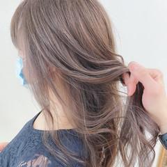 ナチュラル 外国人風カラー 外国人風 ナチュラル可愛い ヘアスタイルや髪型の写真・画像