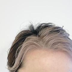 ブリーチ必須 インナーカラー ナチュラル ショート ヘアスタイルや髪型の写真・画像