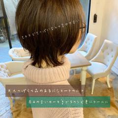 アッシュ ナチュラル ヘアアレンジ 大人かわいい ヘアスタイルや髪型の写真・画像