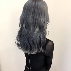 透明感 モテ髪 上品 外国人風カラー ヘアスタイルや髪型の写真・画像