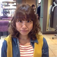 モテ髪 ガーリー 透明感 外国人風カラー ヘアスタイルや髪型の写真・画像