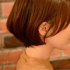 ストリート ショートボブ 色気 抜け感 ヘアスタイルや髪型の写真・画像