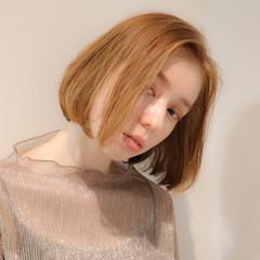 大人可愛い アンニュイ ボブ モテボブ ヘアスタイルや髪型の写真・画像