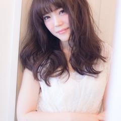 大人かわいい ゆるふわ ガーリー モテ髪 ヘアスタイルや髪型の写真・画像
