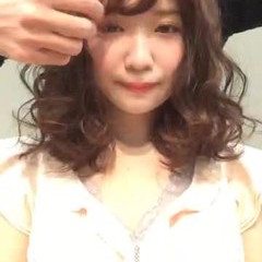 ミディアム 前髪あり ゆるふわ 大人かわいい ヘアスタイルや髪型の写真・画像
