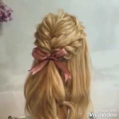 ハーフアップ イベント 大人かわいい ヘアアレンジ ヘアスタイルや髪型の写真・画像