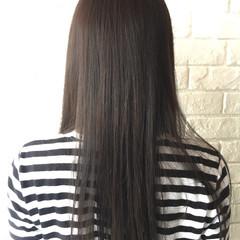 ナチュラル セミロング アッシュ 大人かわいい ヘアスタイルや髪型の写真・画像