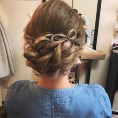 上品 ロング 結婚式 成人式 ヘアスタイルや髪型の写真・画像