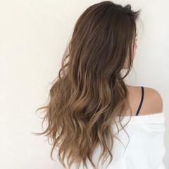 ロング 透明感 ヘアアレンジ 上品 ヘアスタイルや髪型の写真・画像