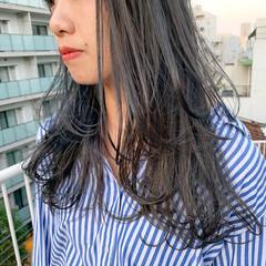 ゆるふわ 透明感 アッシュグレージュ 女子力 ヘアスタイルや髪型の写真・画像