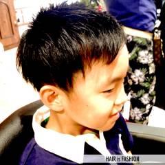 子供 外国人風 夏 ヘアスタイルや髪型の写真・画像