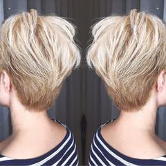 アウトドア 外国人風 大人かわいい ストリート ヘアスタイルや髪型の写真・画像