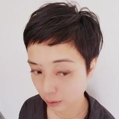 上品 エレガント ショート ナチュラル ヘアスタイルや髪型の写真・画像