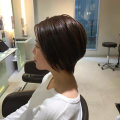 コンサバ クール n. 黒髪 ヘアスタイルや髪型の写真・画像